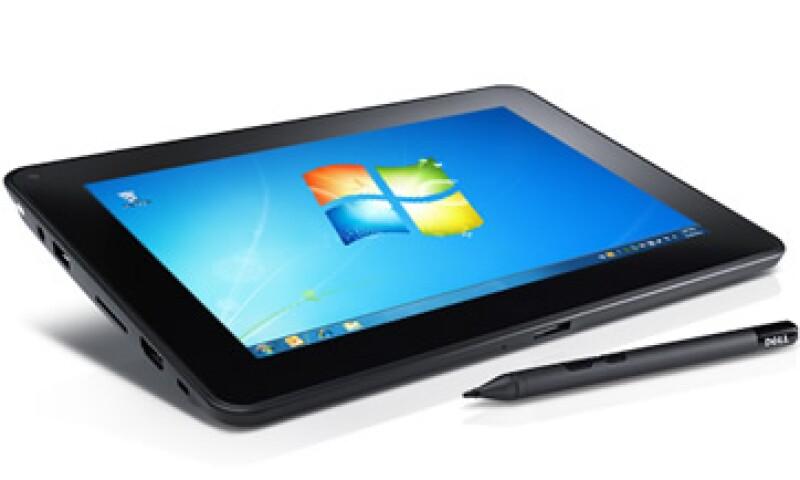 La Latitude de Dell busca hacerse un lugar en el sector salud, algo que divisó Steve Jobs cuando presentó su iPad. (Foto: Cortesía)