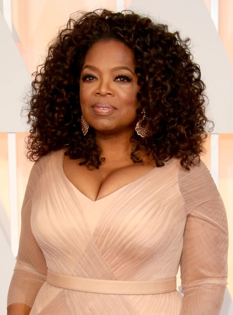 Oprah Winfrey fue abusada sexualmente en su niñez.