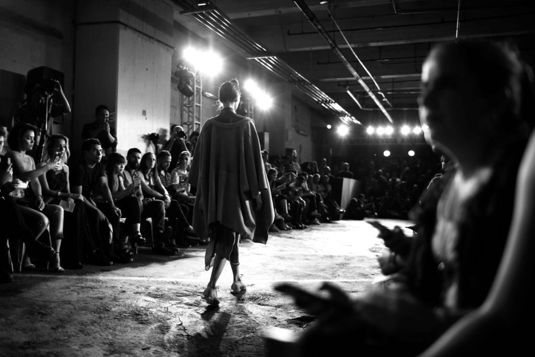 Mercedes Benz Fashion Week Mexico A/W 2017 - Day 5