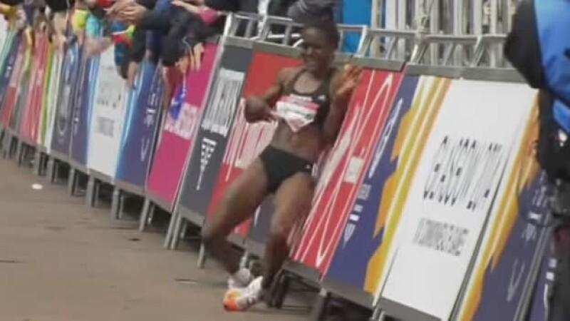 maratón en glasgow