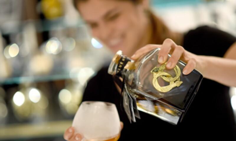 El valor de mercado del tequila en México ascendió a 3,487 mdd al cierre de 2013. (Foto: Getty Images)