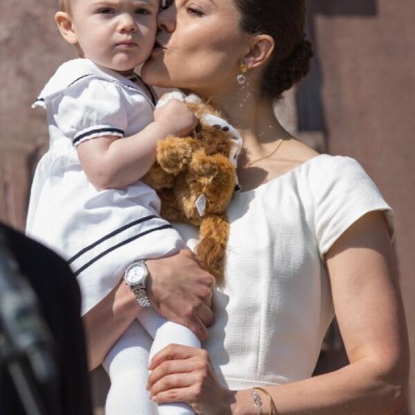 Princesa Victoria de Suecia.