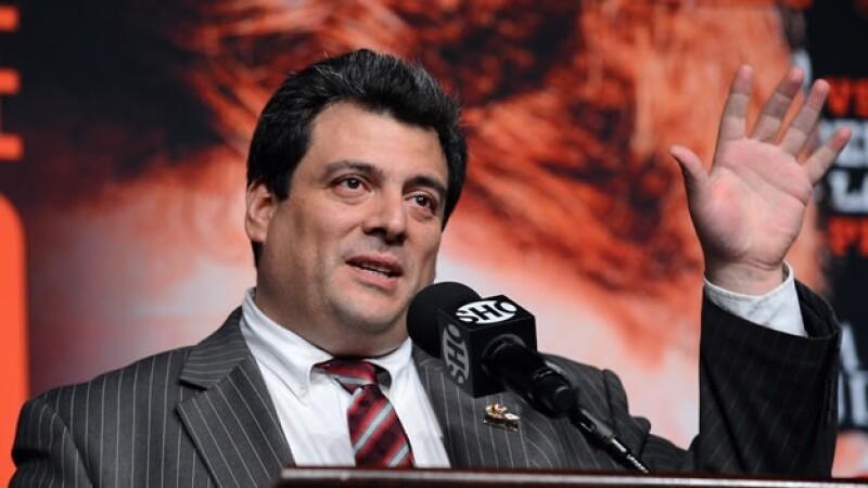 Mauricio Sulaiman Consejo Mundial Boxeo Archivo