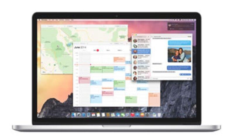 Yosemite fue presentado en junio a desarrolladores y ahora llega al consumidor final. (Foto: Apple)