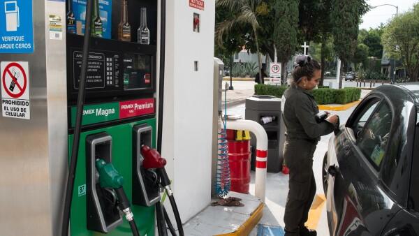 EIPS gasolina premium