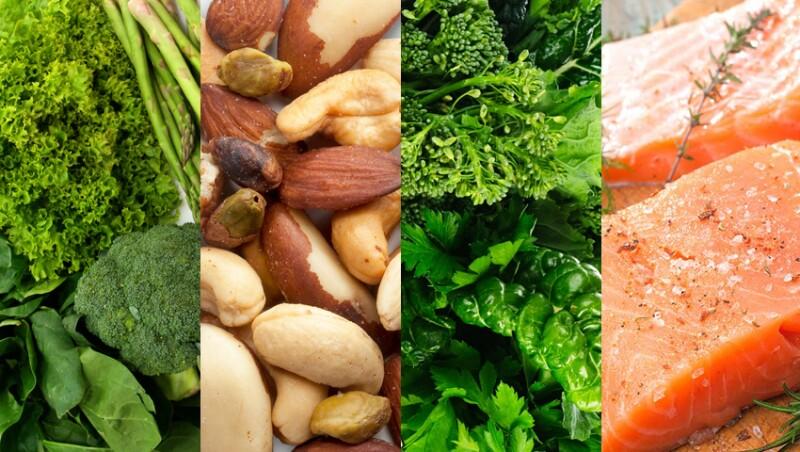 Mantener una dieta balanceada ayuda a estar relajado y sentirse bien.