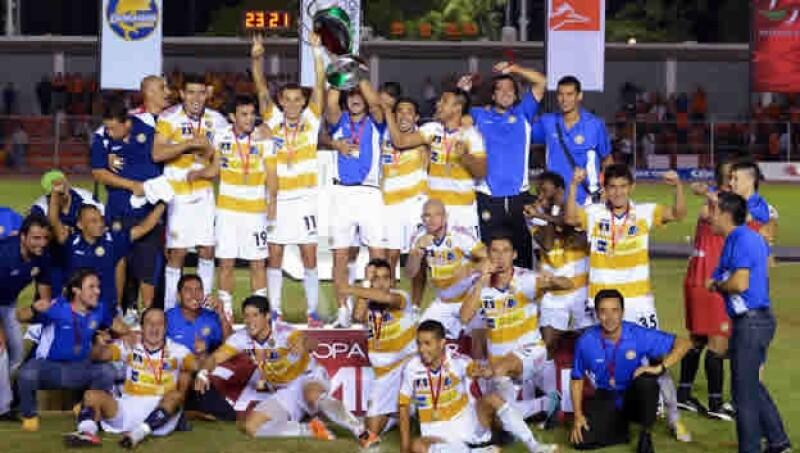 Dorados campeón Copa MX vs Correcaminos