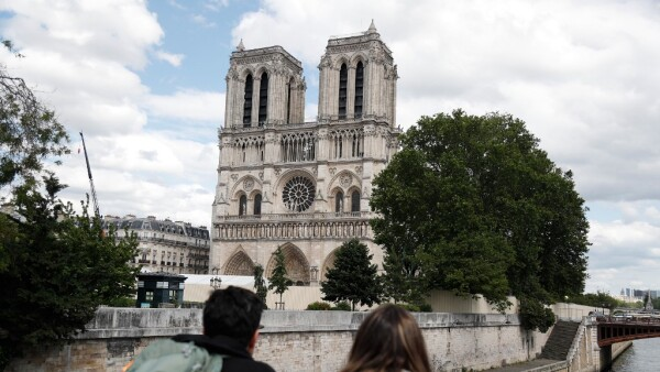 FRANCE-HERITAGE-HISTORY-RELIGION-NOTRE-DAME