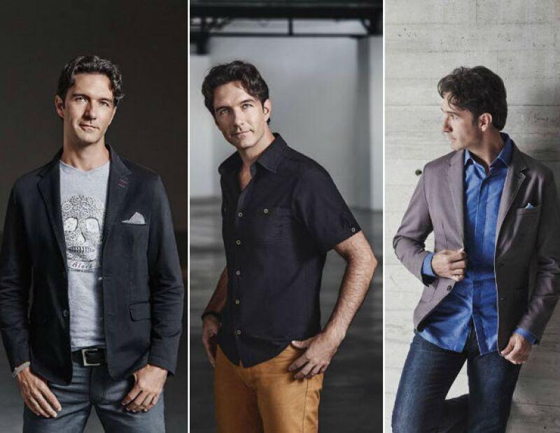 Algunos de los diseños de la nueva colección de la marca.