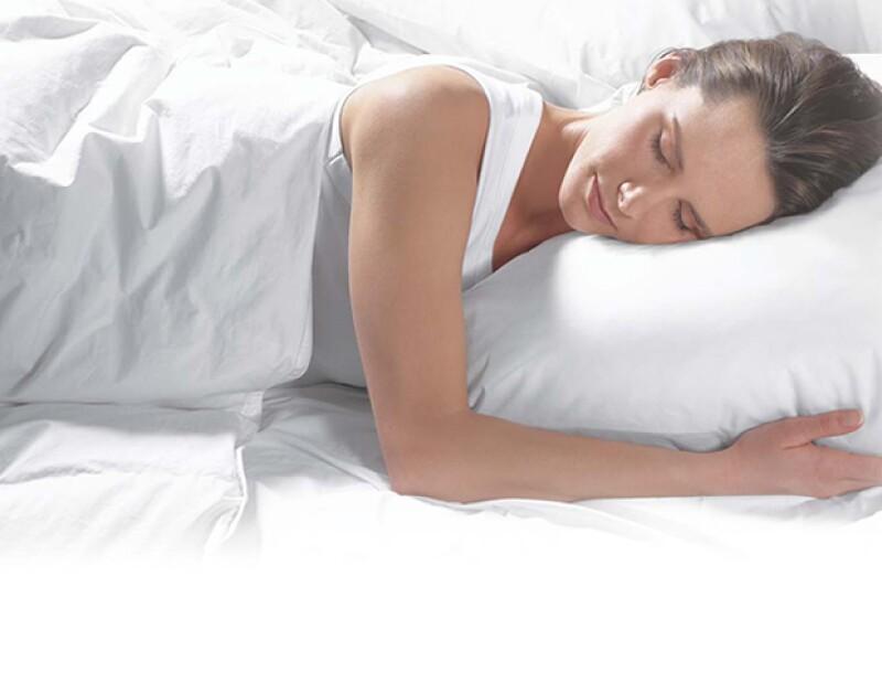 La piel se deshace de células muertas cuando dormimos y caen en las almohadas.