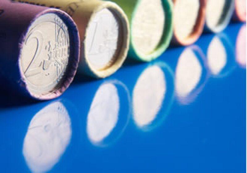 La moneda única podría caer hasta 1.2190 dólares, prevén expertos. (Foto: Jupiter Images)