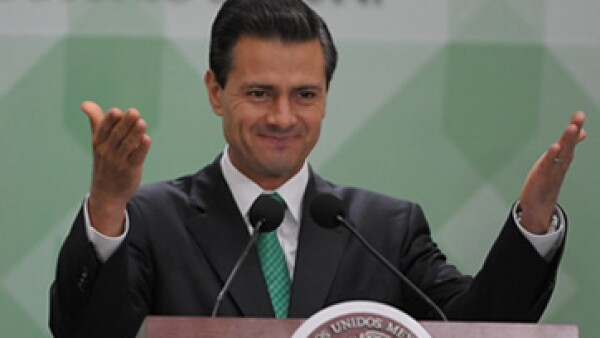 Peña Nieto ha demostrado su habilidad política para negociar y conseguir la aprobación de las reformas. (Foto: Cuartoscuro)