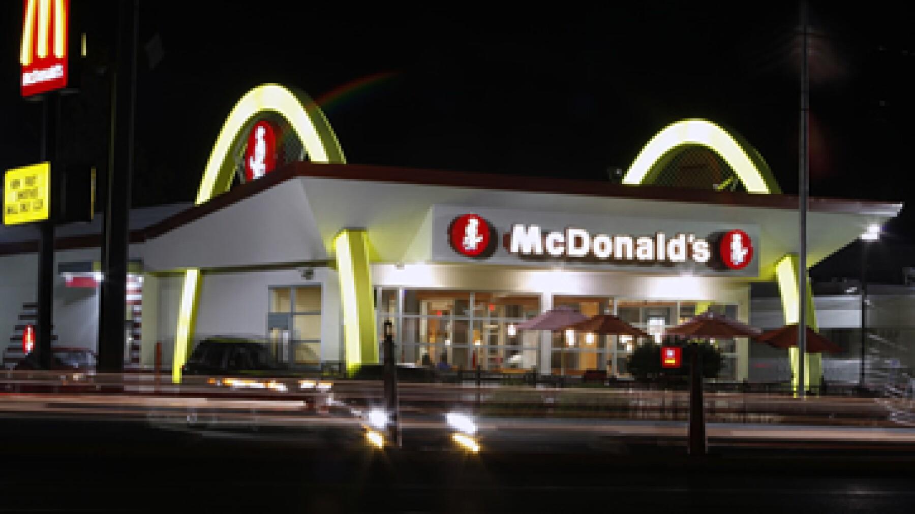 McDonald's tiene 300 franquicias en Francia. (Foto: Reuters)