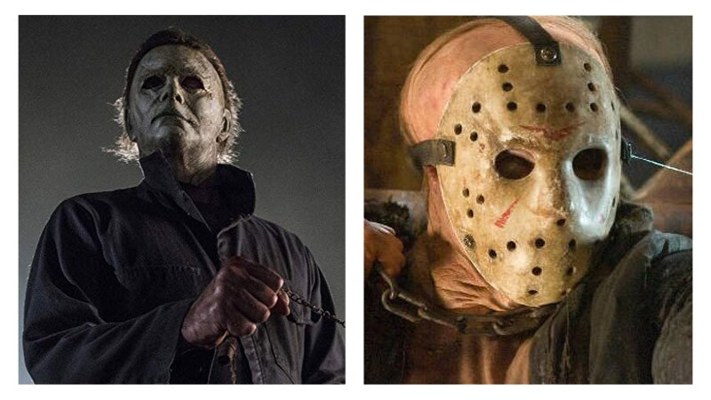 Halloween vs Friday the 13th
