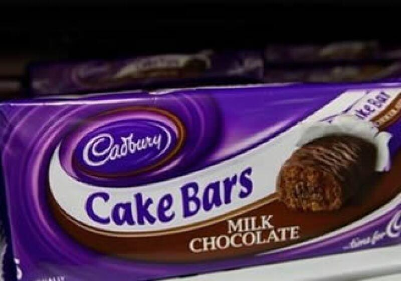 Cadbury rechazó la oferta de compra que le hizo oficialmente Kraft. (Foto: AP)