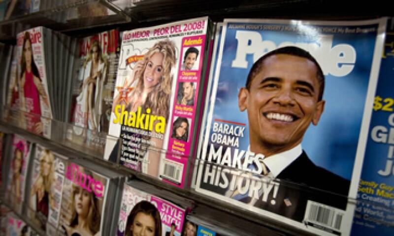 Las revistas del grupo llegan a más de 110 millones de estadounidenses cada mes. (Foto: AP)
