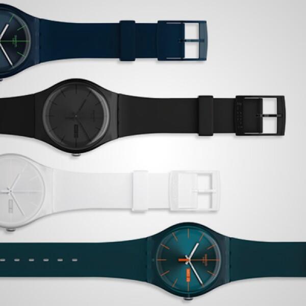 Los modelos más llamativos están disponibles en tono negro, blanco, azul y verde militar. El precio base de estos modelos inicia en 1,800 pesos.