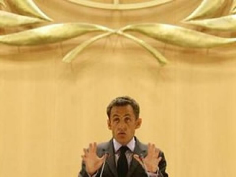 El mandatario francés habló en la cumbre global de la Organización Internacional del Trabajo (OIT). (Foto: Reuters)