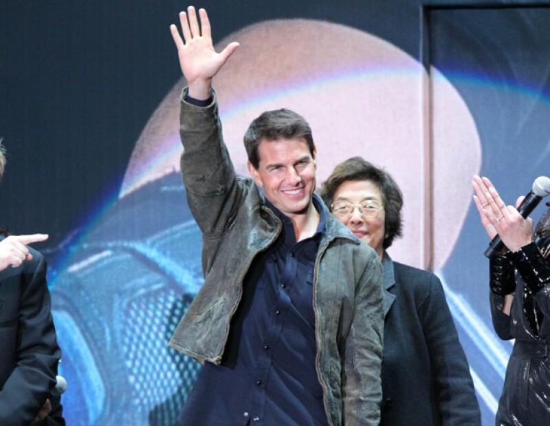 El histrión en el último año ganó 75 millones de dólares; el segundo lugar lo ocupa Leonardo DiCaprio.
