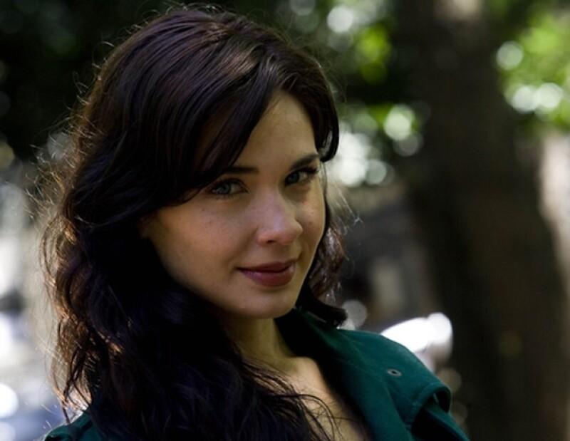 La actriz platicó sobre su personaje en la película 'Fashion Models y de los demás proyectos cinematográficos que tiene en puerta.