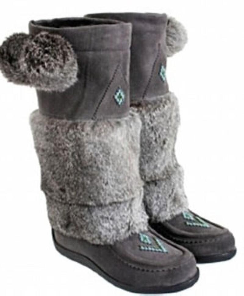 El cuñado de Kate Middleton regaló a su nueva conquista un par de botas de invierno estilo `Mukluks´ durante su ida a esquiar a las montañas de Suiza.