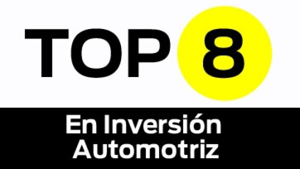 top 8 automotriz