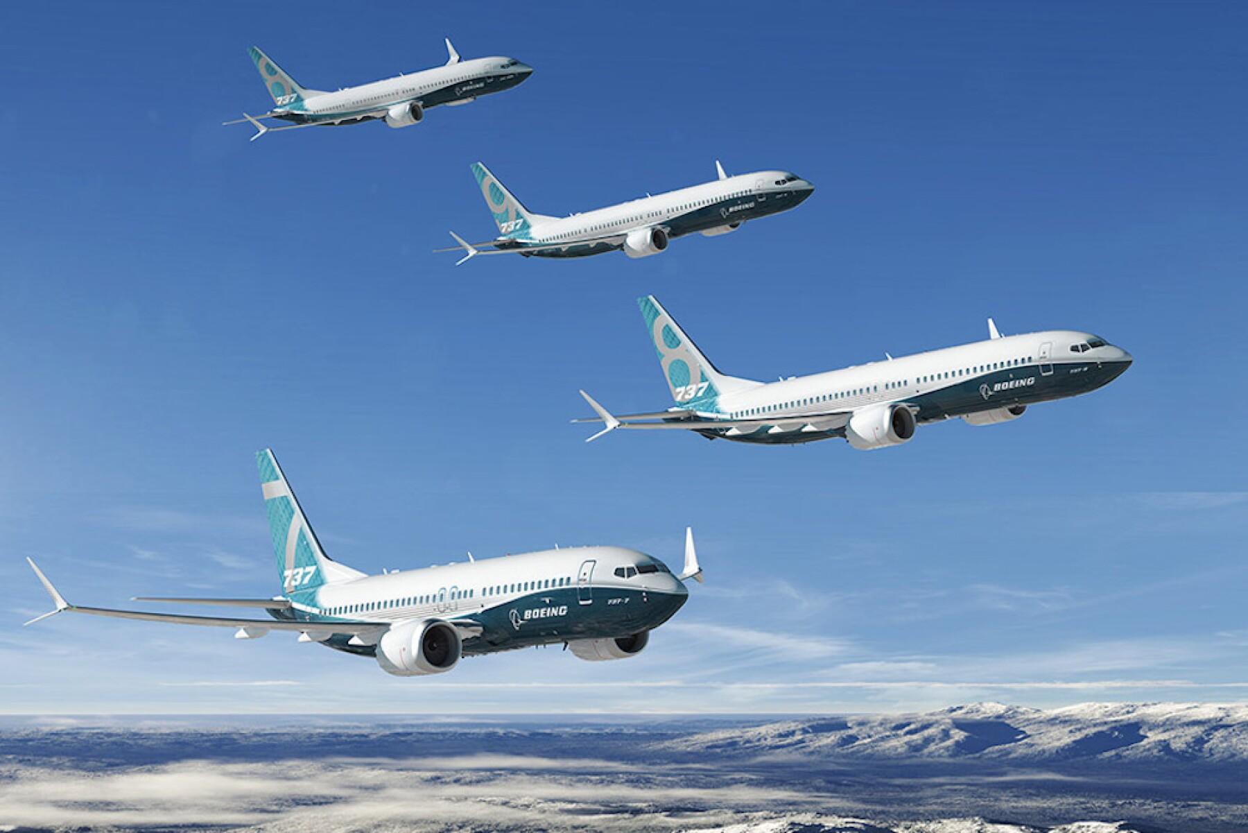 Boeing.