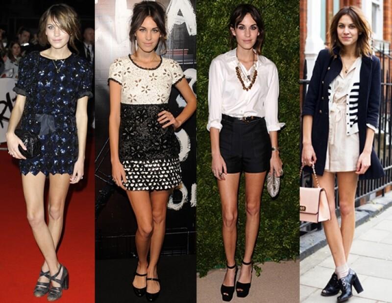 La joven de 27 años ha colaborado con la revista Vogue y el diario británico The Independent.