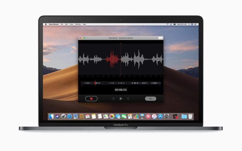 Las apps de iOS llegan a macOS