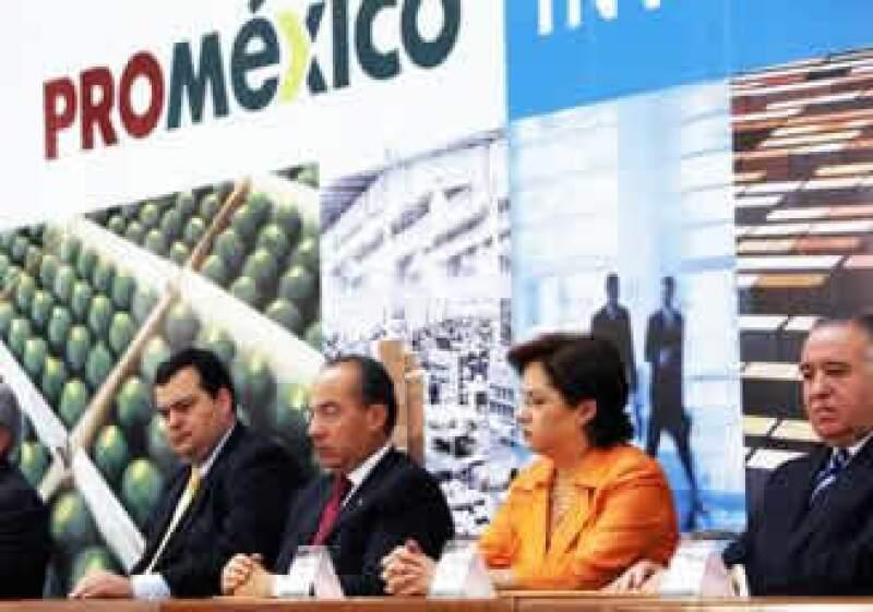 ProMéxico fue creado hace apenas dos años con el objetivo de incrementar las exportaciones de empresas mexicanas y atraer inversiones.  (Foto: Presidencia de la República)
