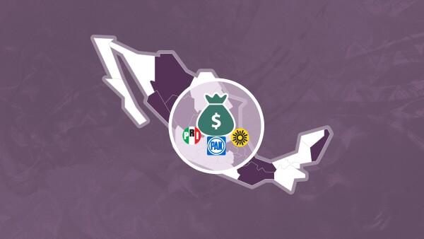 El panista Yunes Linares, en coalición con el Partido de la Revolución Democrática (PRD), logró derrotar al PRI en Veracruz, estado que aporta el 5% del PIB nacional.