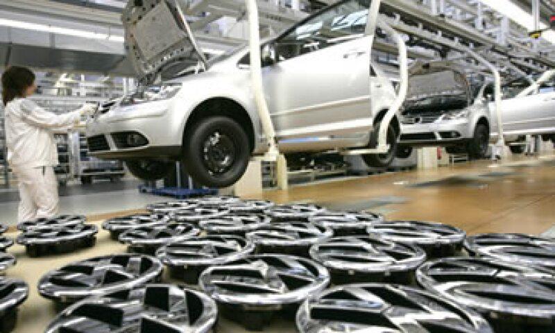 Volkswagen quiere convertirse en el mejor fabricante de autos del mundo. (Foto: AP)