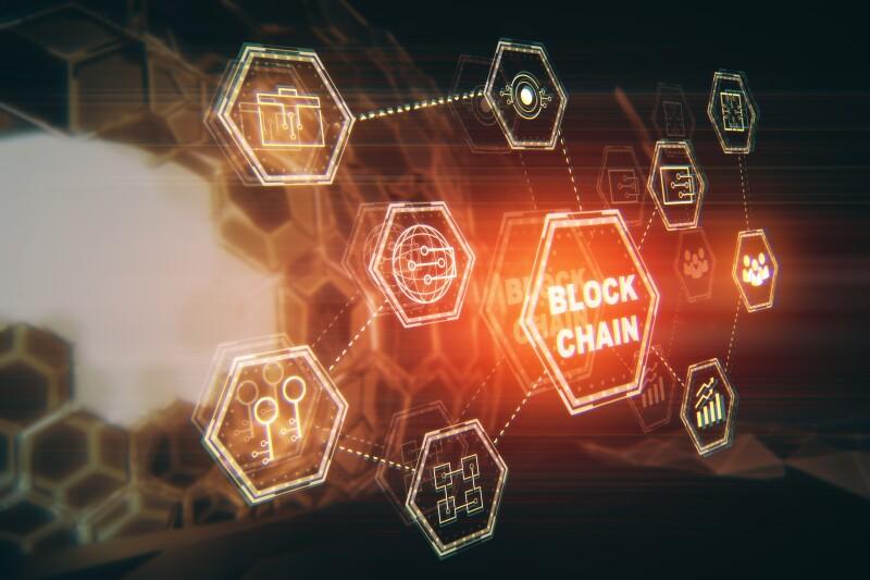 Blockchain en proceso.