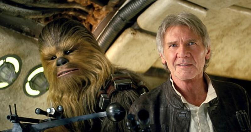 El actor cobró 50 veces más que la nueva protagonista de la historia, pero era de esperarse pues millones de fans en todo el mundo deseaban ver de nuevo a Han Solo.