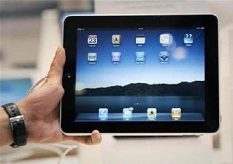 La iPad es uno de los productos que mayor demanda tendrá en la temporada de fin de año. (Foto: Reuters)
