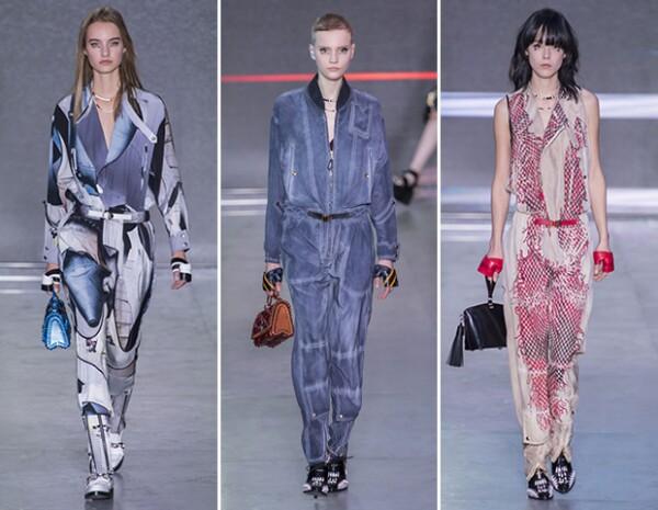 Jumpsuits de Louis Vuitton.