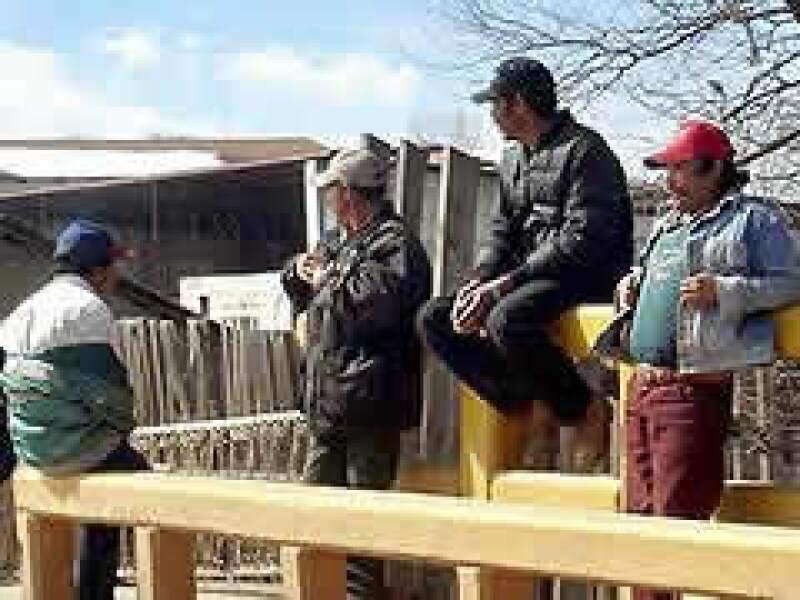 La crisis ha dejado sin empleo a miles de mexicanos. (Foto: Archivo)