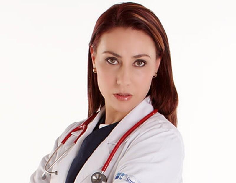 Fabiana Perzabal disfrutó grabar la serie en Colombia.