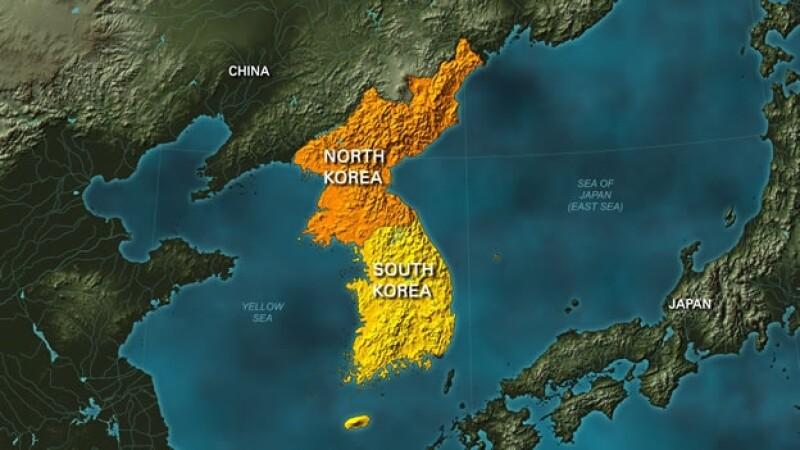 Corea del Sur informó sobre el lanzamiento de misiles de parte del gobierno norcoreano el miércoles