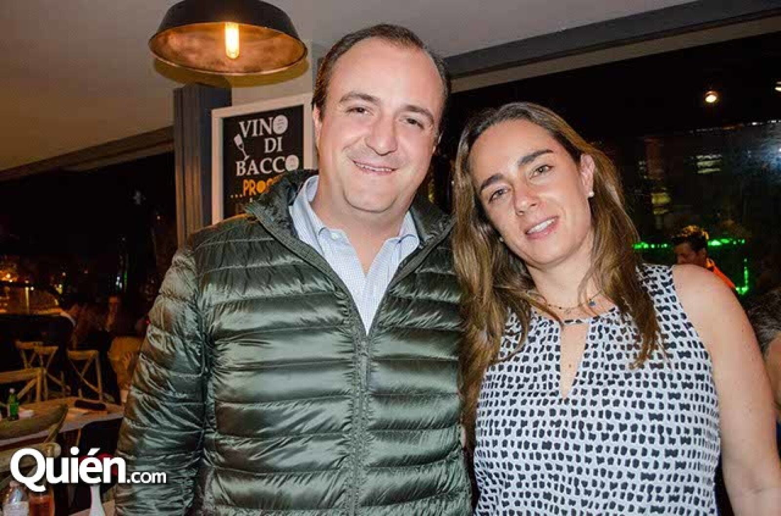 Diana y Pablo Montesinos