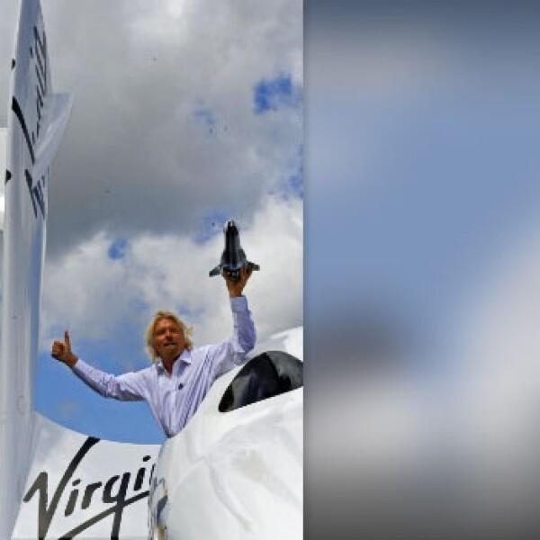 Virgin Galactic Richard Branson