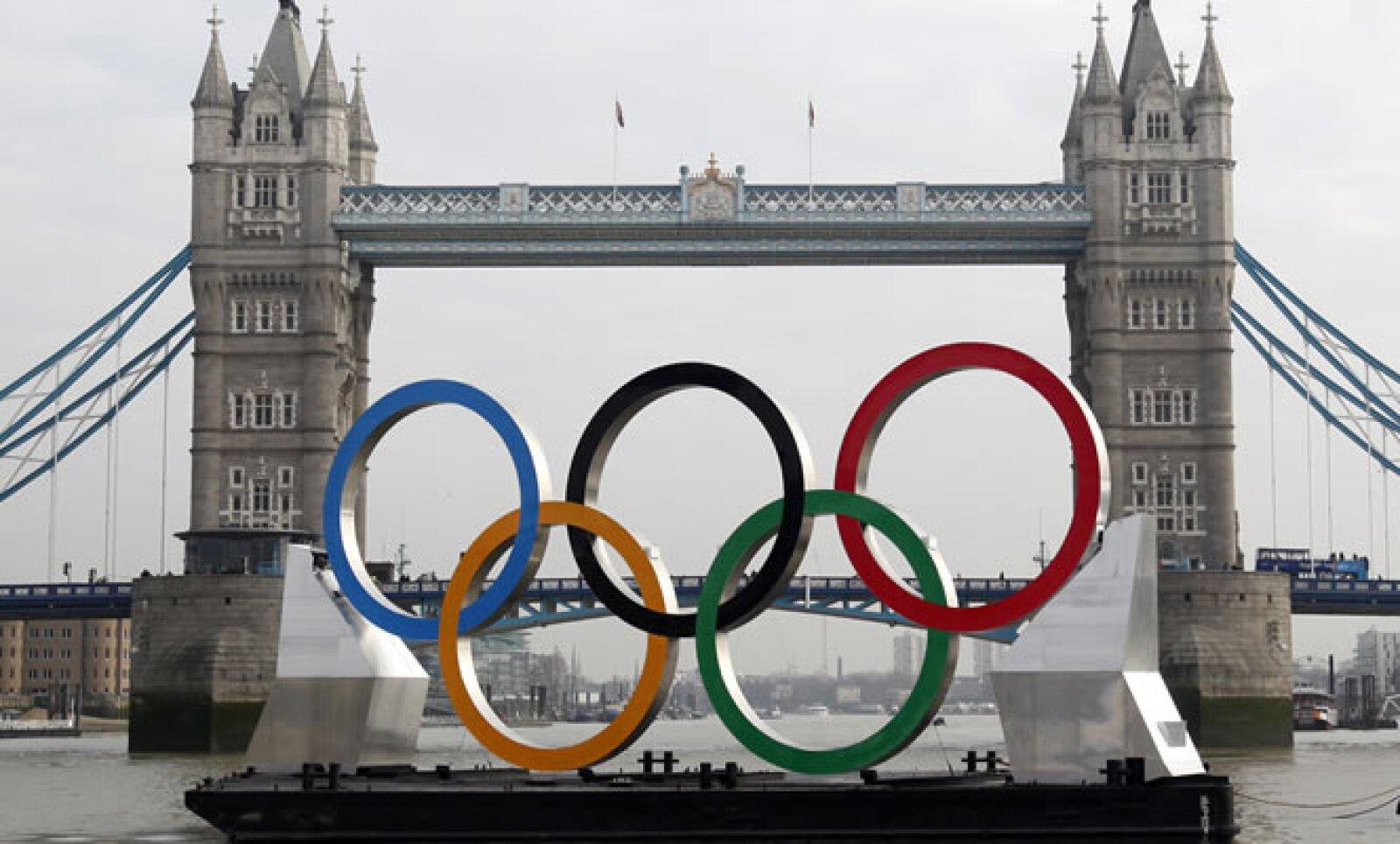 Gran Bretaña, que volvió a caer en recesión a inicios de este año, ha invertido 14,600 mdd en la construcción de distintas sedes olímpicas.