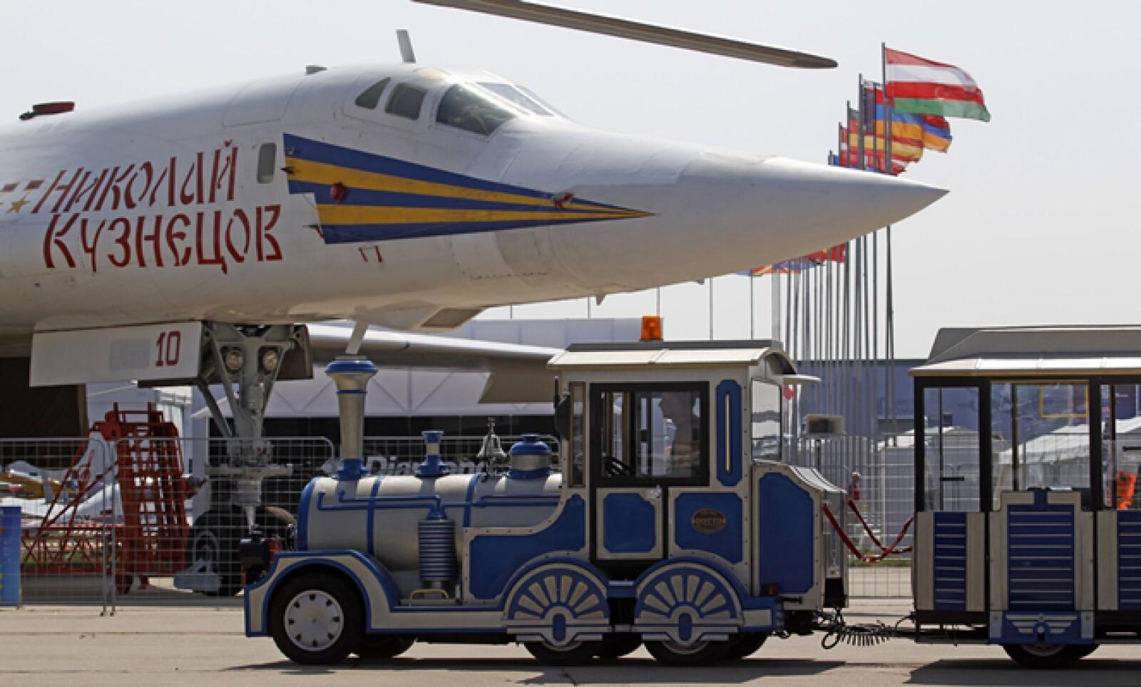 El show aéreo en Moscú se muestra como el mayor escaparate para la industria de este país.