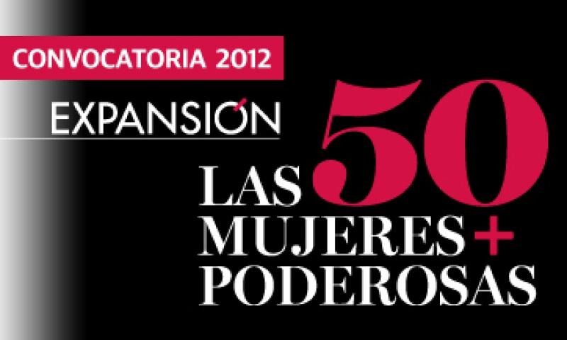 La revista Expansión busca a las mujeres que transforman los negocios en México. Tienes hasta el 15 de junio para mandar tu propuesta de candidata. (Foto: Especial)