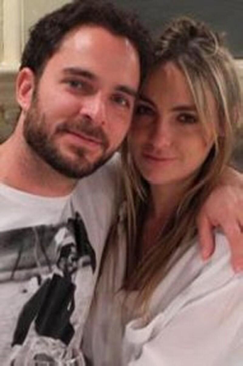 El actor contrajo nupcias en noviembre con la abogada Valeria Santos, sobrina del presidente de Colombia Juan Manuel Santos.