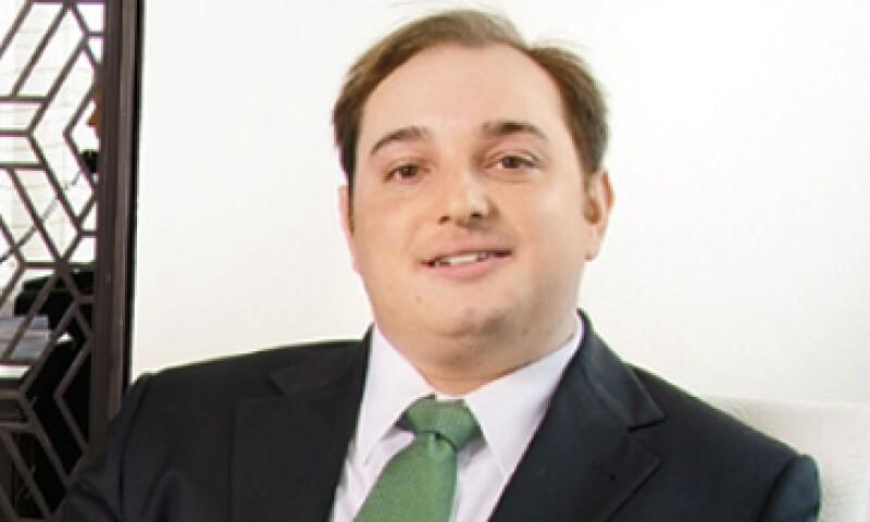 Andrew Bleeker es fundador de Bully Pulpit Interactive y director de Prácticas Globales Digitales en Hill & Knowlton. (Foto: Ramón Sánchez Belmont)