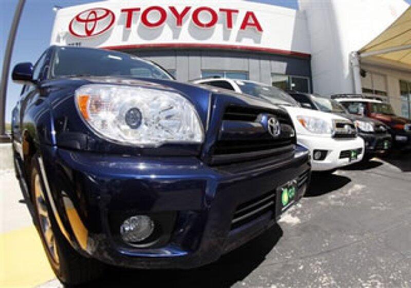 Toyota había dicho que su producción alcanzaría un nivel de 70% en los próximos meses. (Foto: AP)