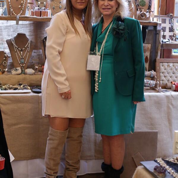 Leslie y Stephanie Fastlich