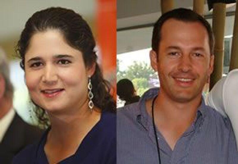 La golfista y su futuro esposo, Andrés Conesa, residirán en la ciudad de México.