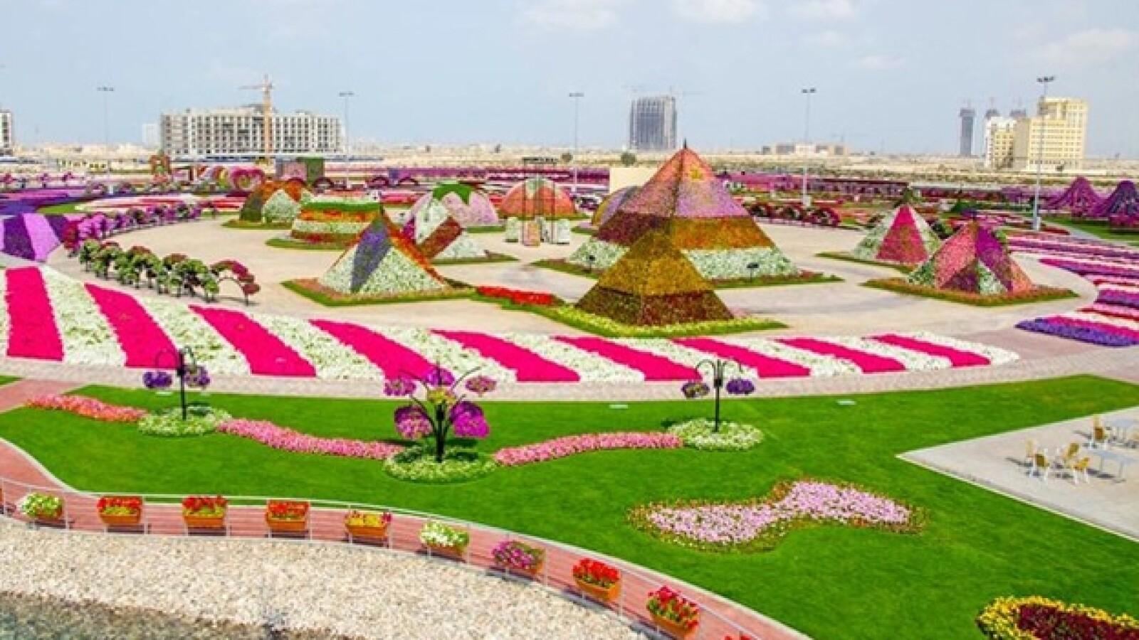 Dubai Miracle Garden Jardin de flores en Dubai